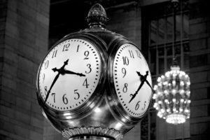 Blogi mirja kärnä kello mustavalkea